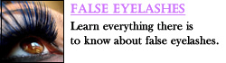 False Eyelash Tips