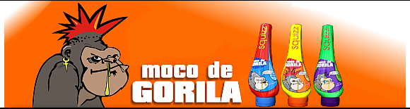 Moco de Golrila Hair Gel & Products