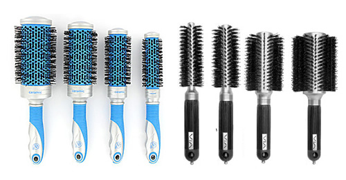 What Size Of Round Hair Brush Should I Use Beauty Stop