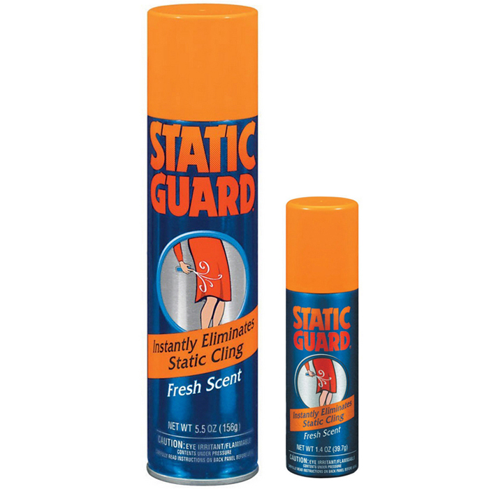 Static Spray