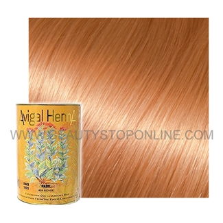 Avigal Henna Strawberry Blonde 4 5 Oz Beauty Stop Online