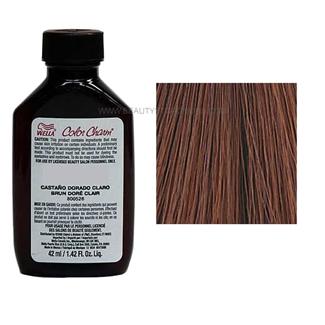 Wella Color Charm Liquid 4r 356 Cinnamon Brown Beauty