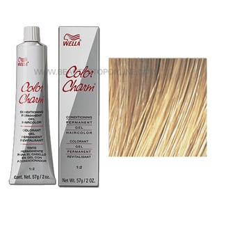 Wella Color Charm Permanent Gel 9ng Sand Blonde Beauty