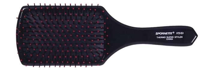 Hair brush types beauty stop online cushion brush the cushion brush is best for medium long hair that is naturally straight or delicate it still works great with wavy medium length hair as urmus Choice Image