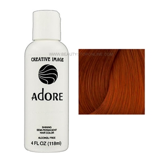 Adore Shining Copper Brown 76 SemiPermanent Hair Color  Beauty Stop Online