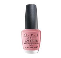 OPI Nail Polish - Tijuana Dance? - Professional Pink Nail Lacquer ...