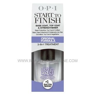 Opi Start To Finish Original Formula Ntt70 Beauty Stop