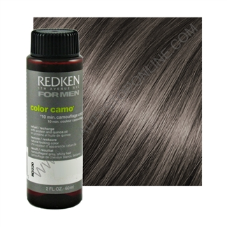Redken For Men Color Camo Medium Ash Beauty Stop Online
