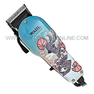 Wahl professional designer clipper koi tattoo print 8355 for Wahl tattoo clippers