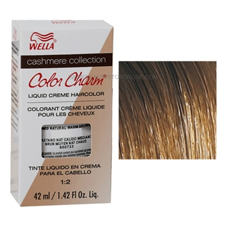 Wella Color Charm Liquid 7nw Medium Natural Warm Blonde