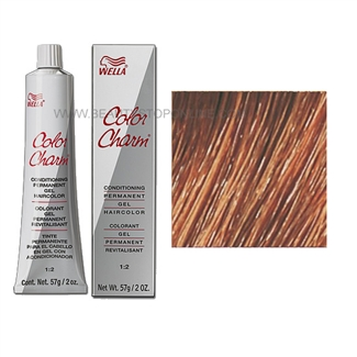 Wella Color Charm Permanent Gel 7wv Nutmeg