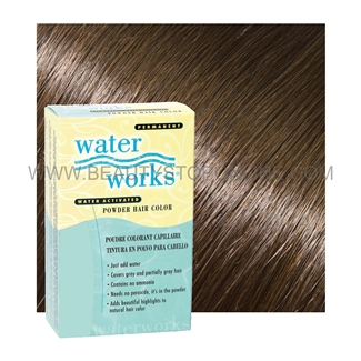 Water Works Natural Medium Brown 24 Permanent Powder